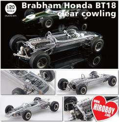 1:20 Brabham Honda BT18 Clear Cowl by Ebbro - Pre-order Now