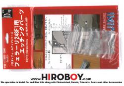 1:20 Ferrari 248F1 Detail-up Parts