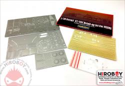 1:20 Ferrari F1 87/88C Photoetched Detail up Set (Fujimi)