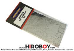 1:20 Ferrari F10 Japan GP Photoetched Detail up Set (Fujimi)
