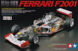 1:20 Ferrari F2001 - Full View - 20054