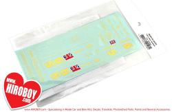 1:20 Lotus 78 Full Decal (Andretti) For Tamiya