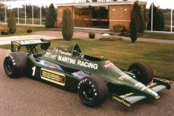 1:20 Martini Lotus 79 'Late Type' Conversion Kit - EJP-832