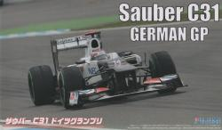 1:20 Sauber C31 German GP (GP55)