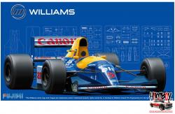 1:20 Williams FW14B 1992 (GP5)