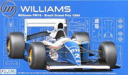 1:20 Williams FW16 - Brazil Grand Prix 1994 (GP18)