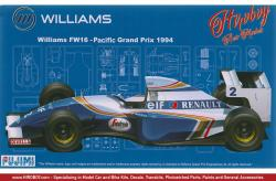1:20 Williams FW16 - Pacific Grand Prix 1994 (GP21)