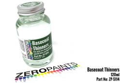 120ml Basecoat Thinners