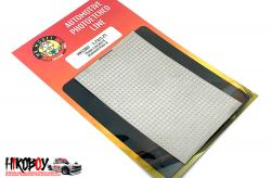 1:24/1:25 Diamond Chequer Plate 2 Sheet