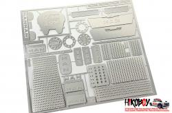 1:24/1:25 MAN TG-X Customising Photoetched Set