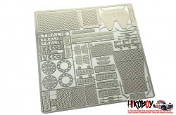 1:24/1:25 Iveco Stralis Customising Photoetched Set
