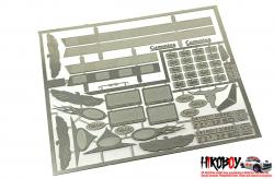 1:24/1:25 Peterbilt Truck Customising Photoetched Set