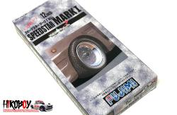 "1:24 13"" Speedstar Mark I Wheels and Tyres"