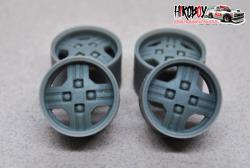 "1:24 13"" Wheels Mazda RX7 1st Generation OEM ONLY"