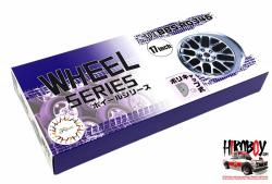 "1:24 17"" BBS RG346 Wheels and Tyres (#103)"