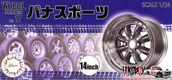 "1:24 14"" Panasport Wheels and Tyres #17"
