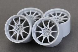 "1:24 18"" Volk Racing Rays CE28 Wheels"
