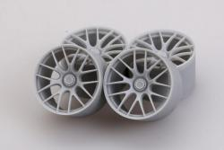 "1:24 18"" RAYS Volk Racing VR G27 Wheels"