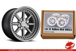 "1:24 18"" Rotiform MLW Resin Wheels"