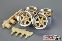"1:24 18"" Work Meister L1 Wheels"