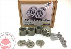 "1:24 17"" Work Meister S1R Wheels"