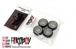 "1:24 19"" ADV 1.10 3 Piece Wheels and Tyres"