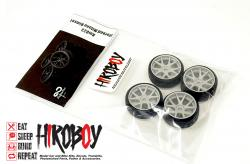 "1:24 19"" iForged Milano - Wheels and Tyres"