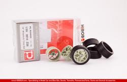 "1:25 Chevrolet Camaro Z28 19"" Wheels and Tyres Set (Revell)"