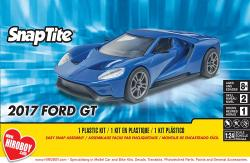 1:24 2017 Ford GT SnapTight Model Kit