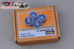 "1:24 20"" Edo Competition Wheels for Aston Martin DBS"