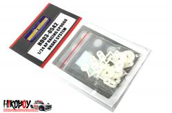 1:24 AP Racing CP9660 Brake System (Resin+PE+Decals)