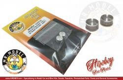 1:24 Air Cleaner/Filters #3 8 x 4.5mm
