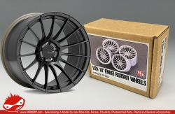 "1:24 18"" Enkei RS05RR Wheels Resin Wheels"