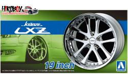 "1:24 Kranze LXZ 19"" Wheels and Tyres"