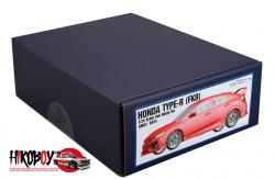 1:24 Honda Civic Type-R FK8 -  Full Resin Model Kit