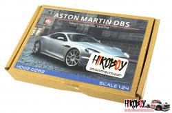 1:24 Aston Martin DBS Photoetch Detail-Up Set for Tamiya