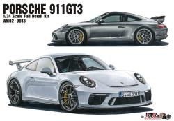 1:24 Porsche 911 GT3 Full Resin Kit