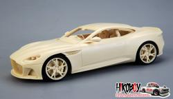 1:24 Aston Martin DBS Supeleggera Full Resin Kit