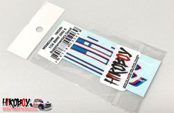 1:24 BMW 2002 ti Turbo Supplementary Decals
