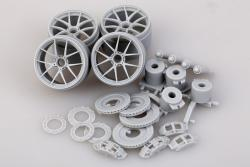 1:24 BMW M3 DTM Brake System and Wheels for Revell