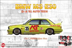 1:24 BMW M3 E30 Group A 1991 Auto Tech