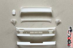 1:24 BMW M3 E30 Group A Resin Transkit