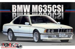 1:24 BMW M635CSi Model Kit