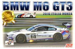 1:24 BMW M6 GT3 2016 Italia Monza Model Kit