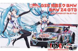 1:24 BMW Z4 GT3 GSR 2013 Super GT Rd.6 Fuji Winner