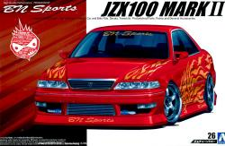 1:24 BN Sports Toyota JZX100 Mark II Tourer V '98