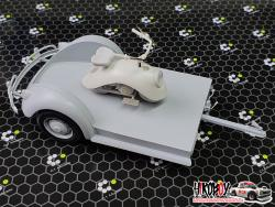 1:24 Beetle Trailer (Resin and Etch Kit)