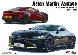 1:24 Aston Martin Vantage Full Resin Kit