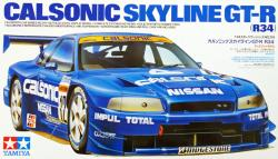 1:24 Calsonic Skyline (R34) GT-R - Limited Re-Issue at Hiroboy ONLY