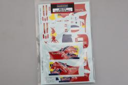 1:24 Citroen DS3 WRC '12 Decals